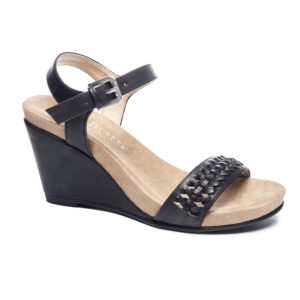 Chinese Cl Laundry Women's Think Wedge Sandal
