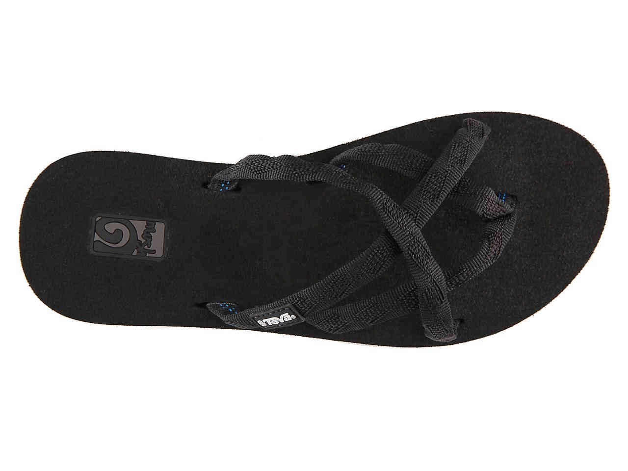 d17b226b892341 Women s Teva Olowahu Flip Flop Sandals - The Walking Shoe