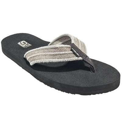 d4709014c29c Men s Teva Mush 2 Canvas Flip Flops - The Walking Shoe
